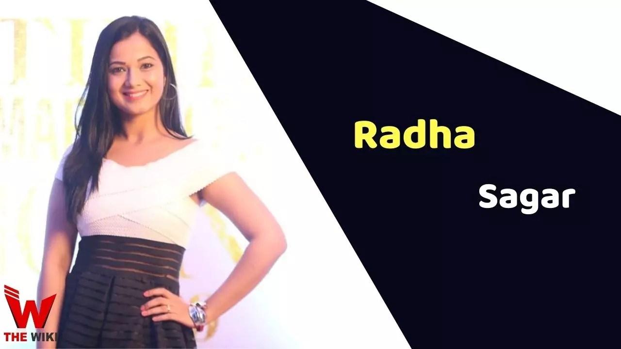 Radha Sagar (Actress)