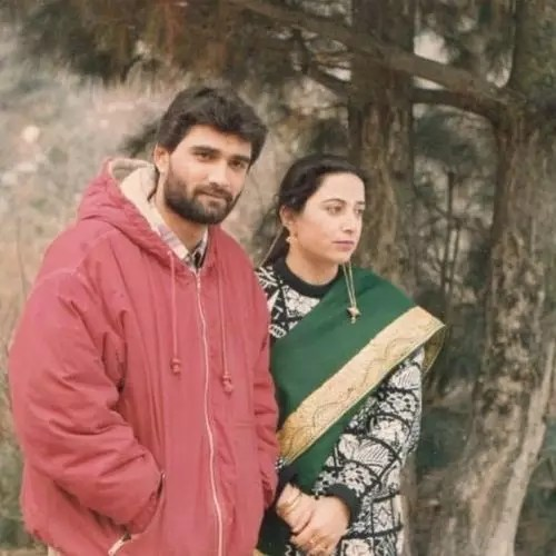 Samay Raina's father and mother
