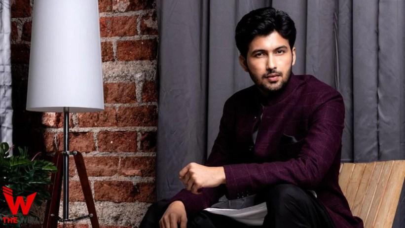 Shubhashish Jha (actor)