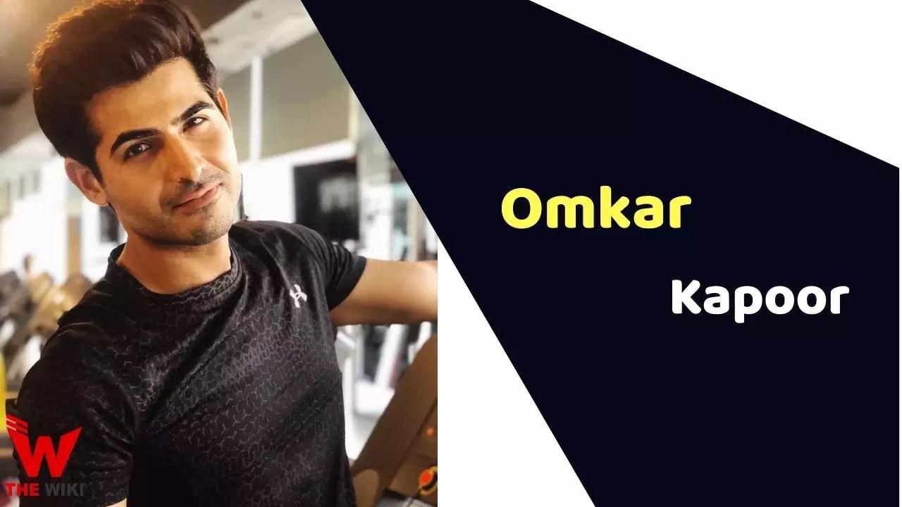 Omkar Kapoor (Actor)