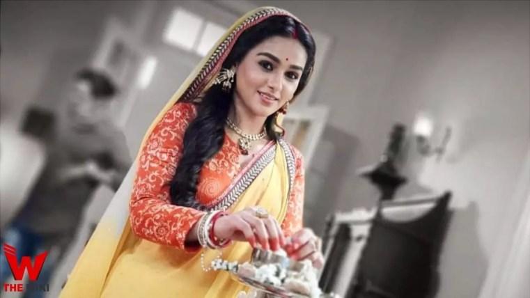 Rachana Mistry (Actress)