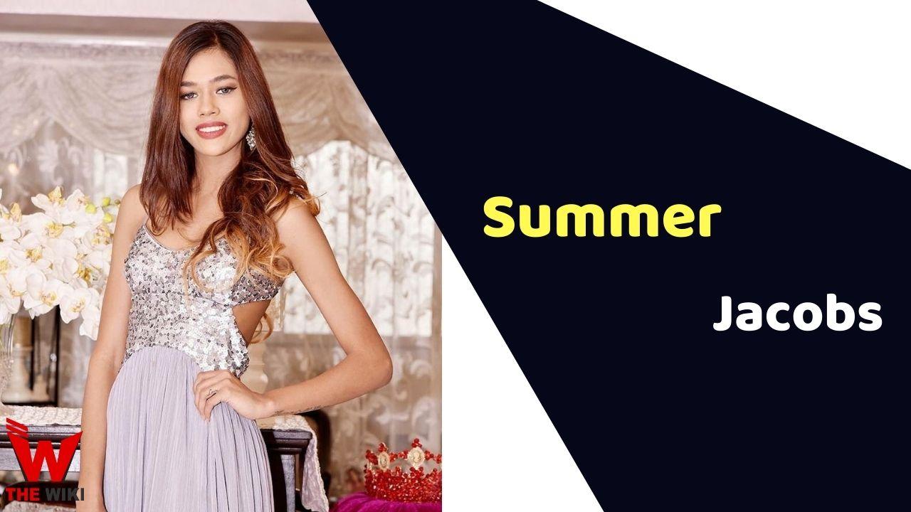 Summer Jacobs (Model)