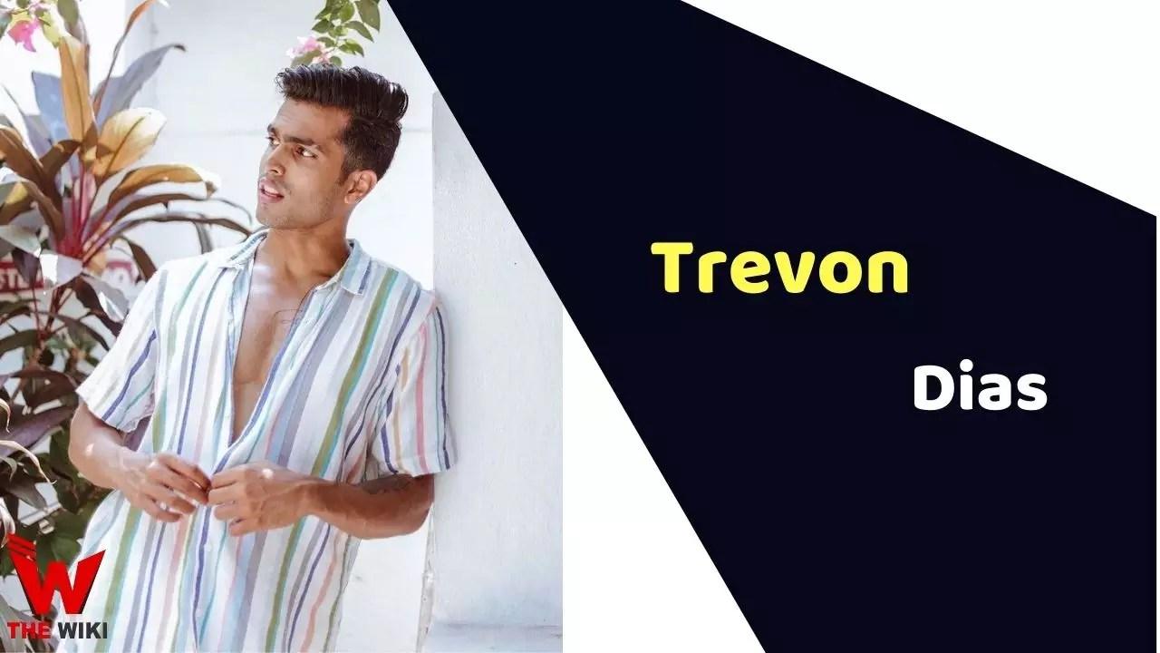 Trevon Dias (MTV Splitsvilla)