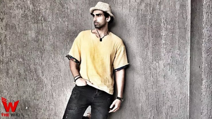 Akshay Dogra (Actor)