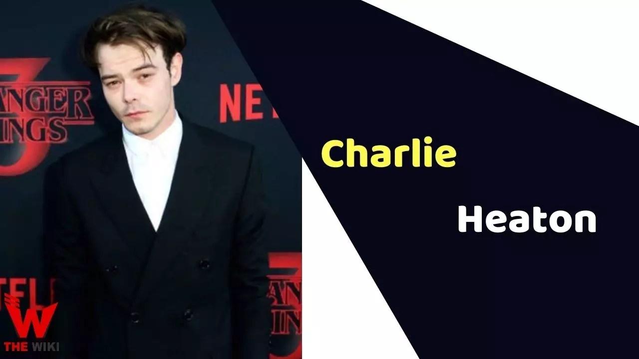 Charlie Heaton (Actor)
