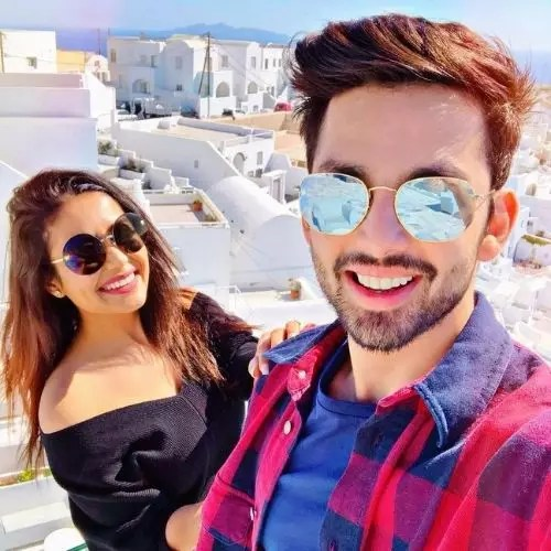 Himash kohli with Neha Kakkar