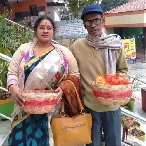 Jeetu Kamal Parents