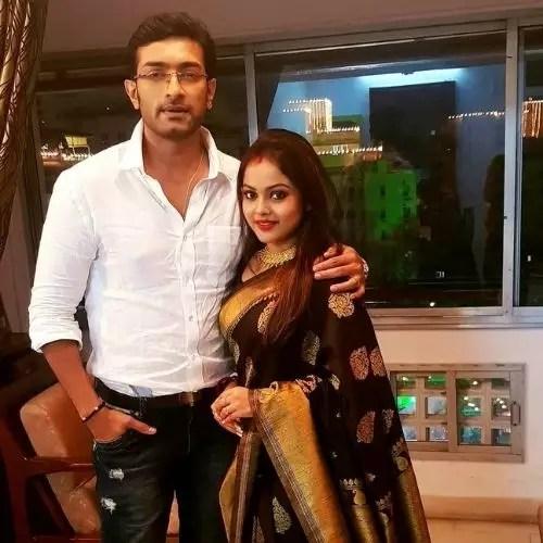 Jeetu Kamal and Nabanita Das