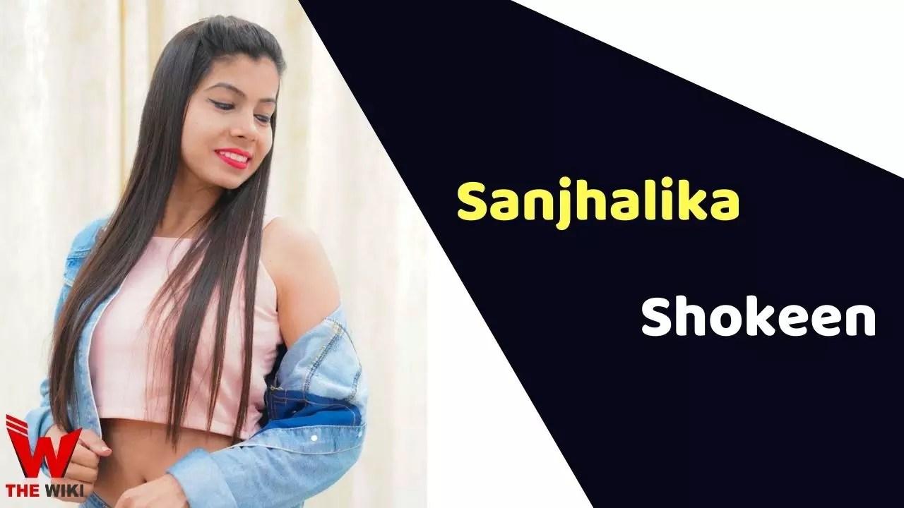 Sanjhalika Shokeen (YouTuber)