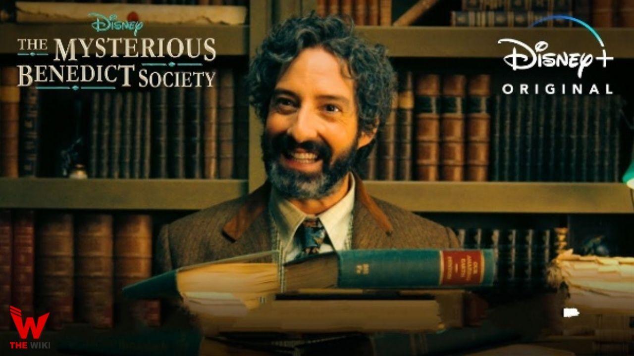 The Mysterious Benedict Society (Disney +)
