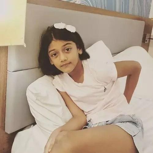 Aadhya Anand's Sister
