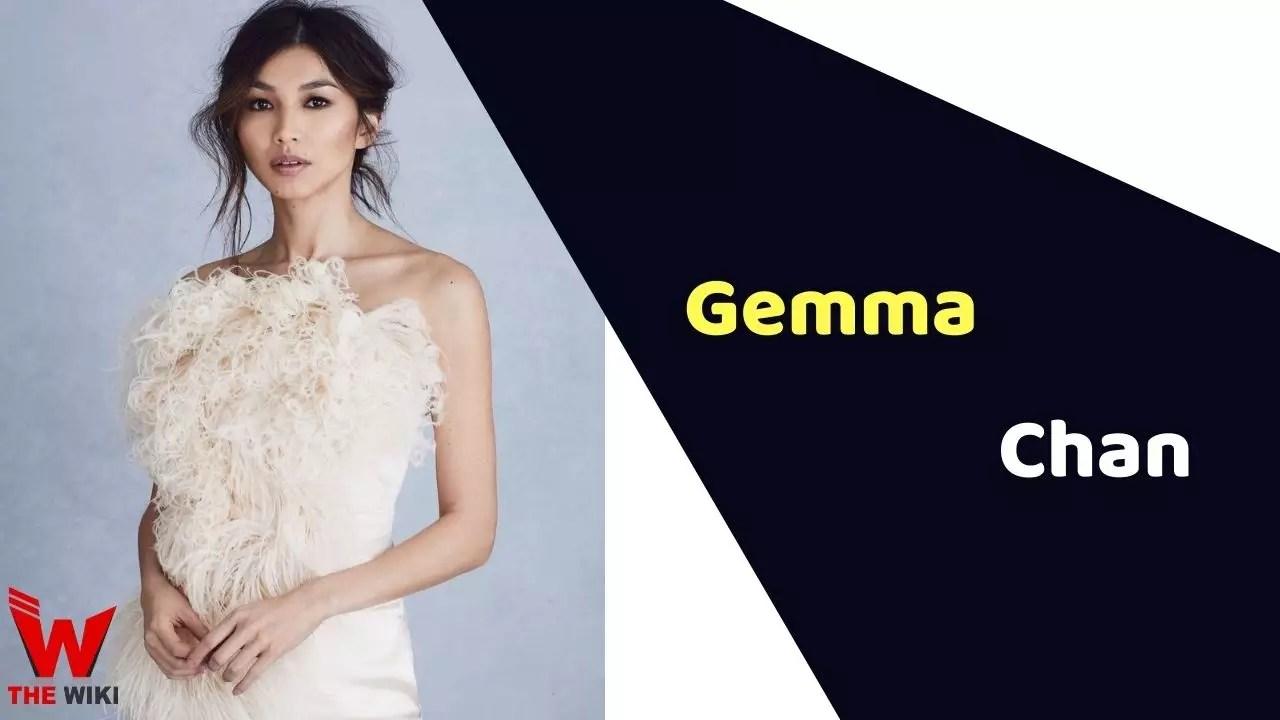 Gemma Chan (Actress)