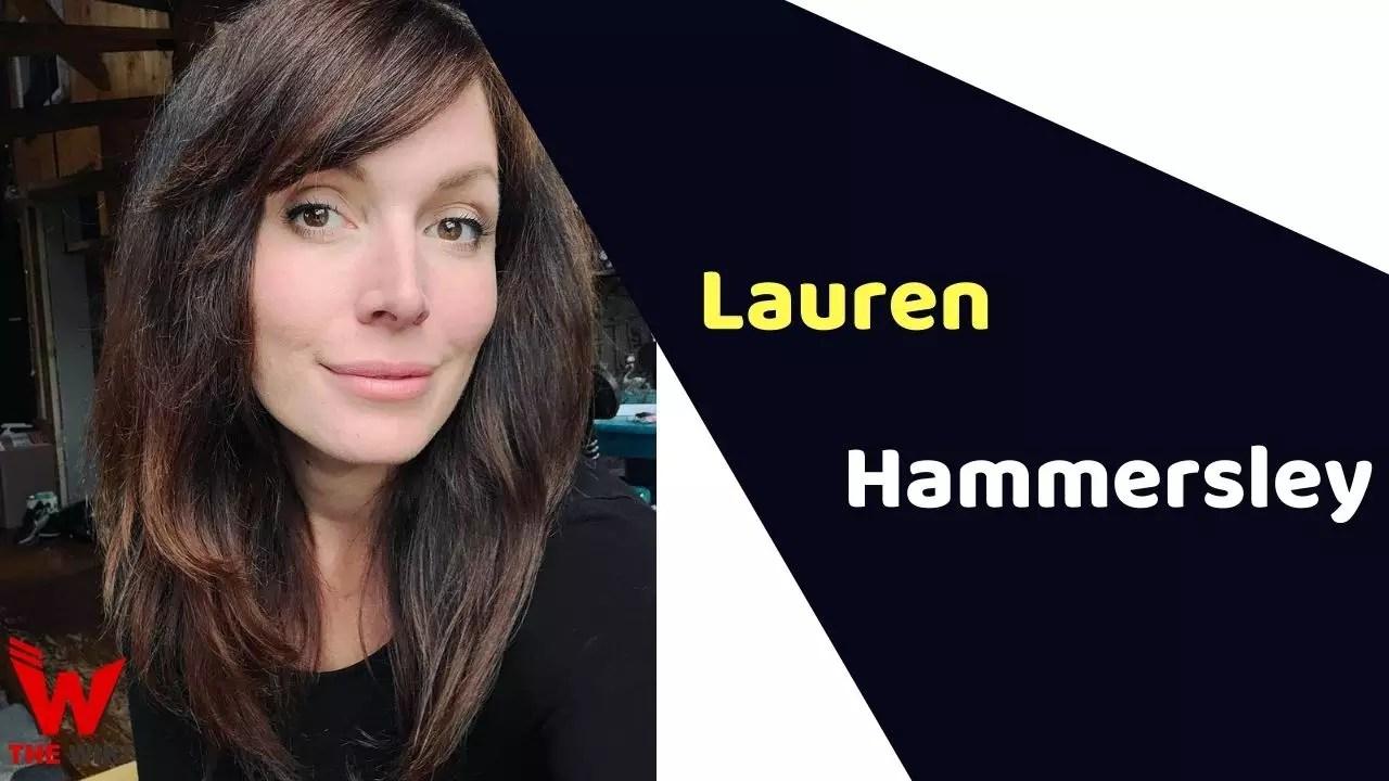 Lauren Hammersley (Actress)