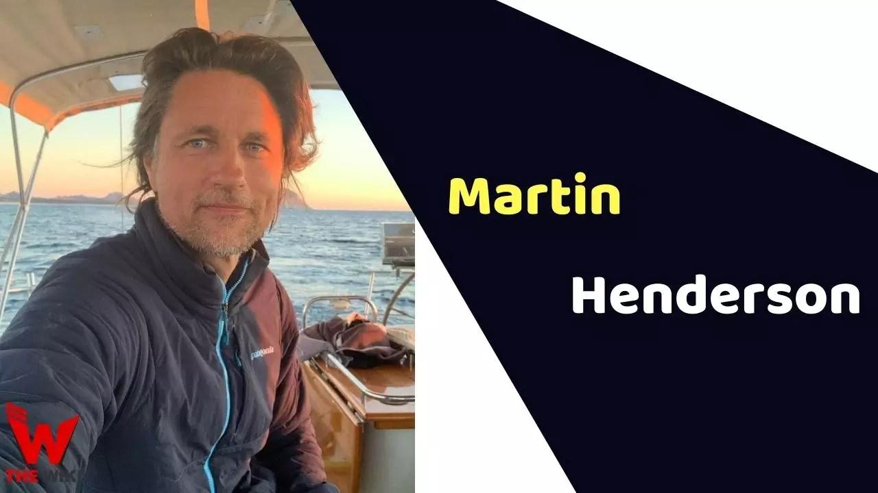 Martin Henderson (Actor)