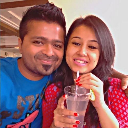 Monami Ghosh and Monami Ghosh