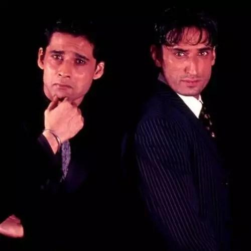 Mukul Dev and Rahul Dev