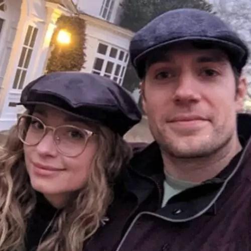 Natalie Viscuso and Henry Cavila
