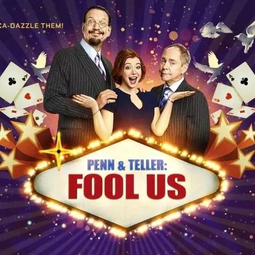 Penn & Teller: Fool Us (2017)