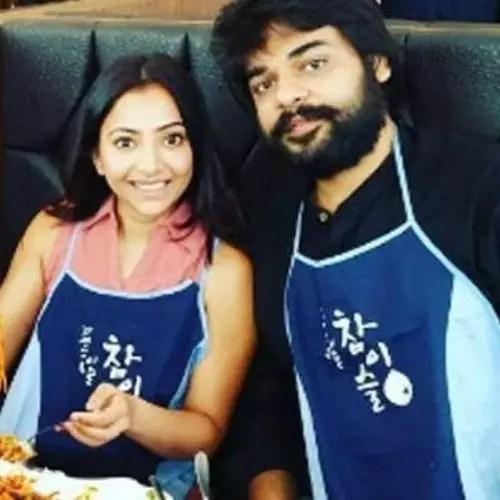 Rohit Mittal and Shweta Basu