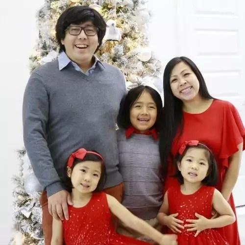 Ryan Kaji Family