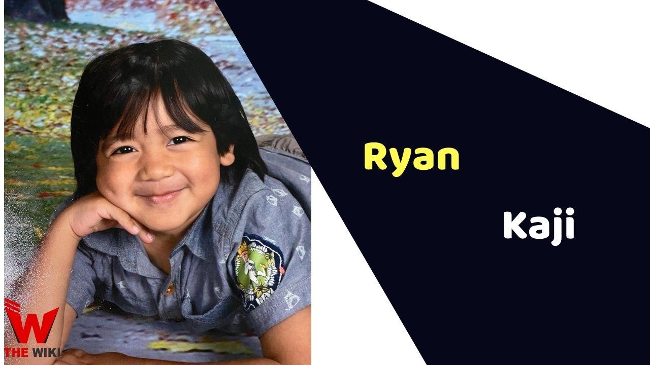 Ryan Kaji (YouTuber)