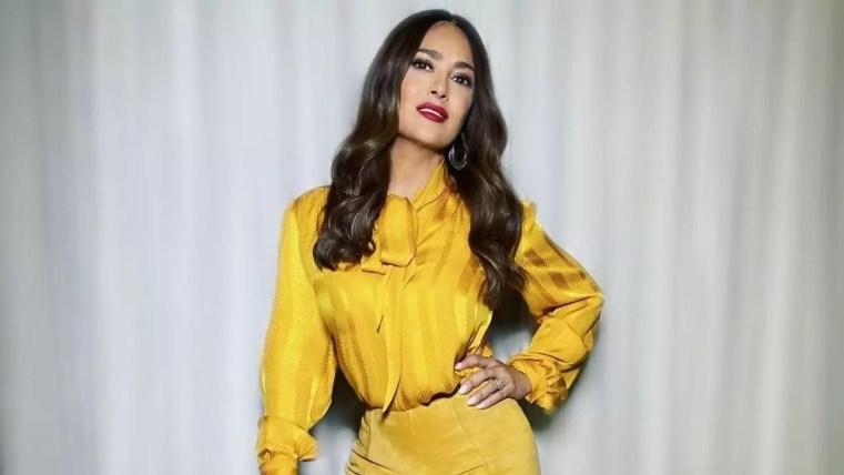Salma Hayek (Actress)