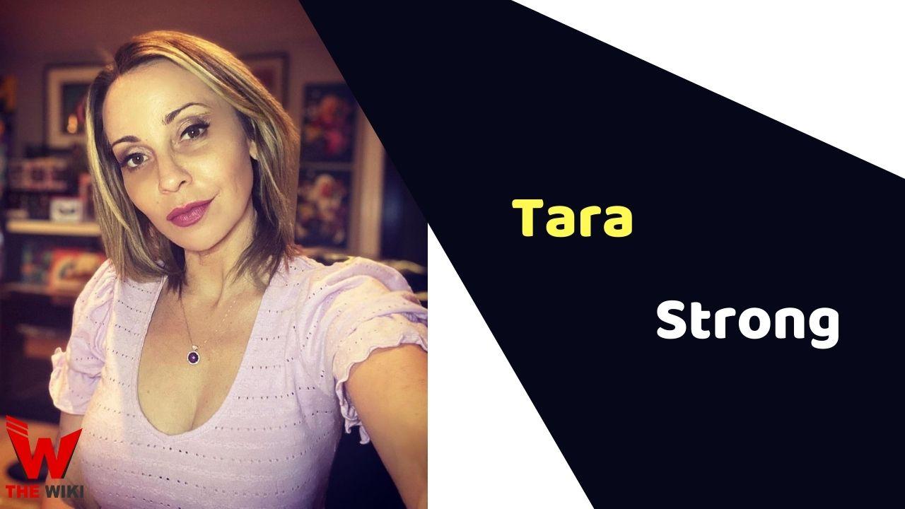 Tara Strong (Actress)