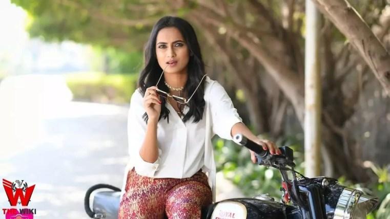 Aetasha Sansgiri (Actress)