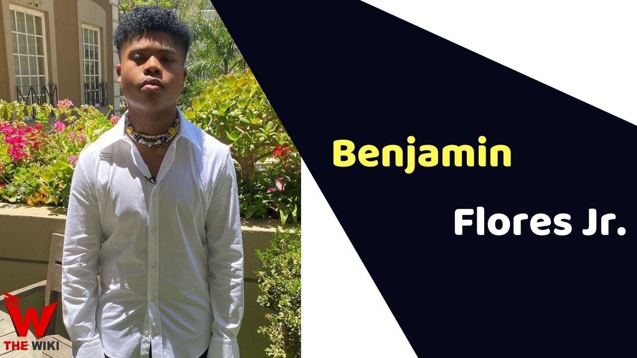 Benjamin Flores Jr. (Actor)