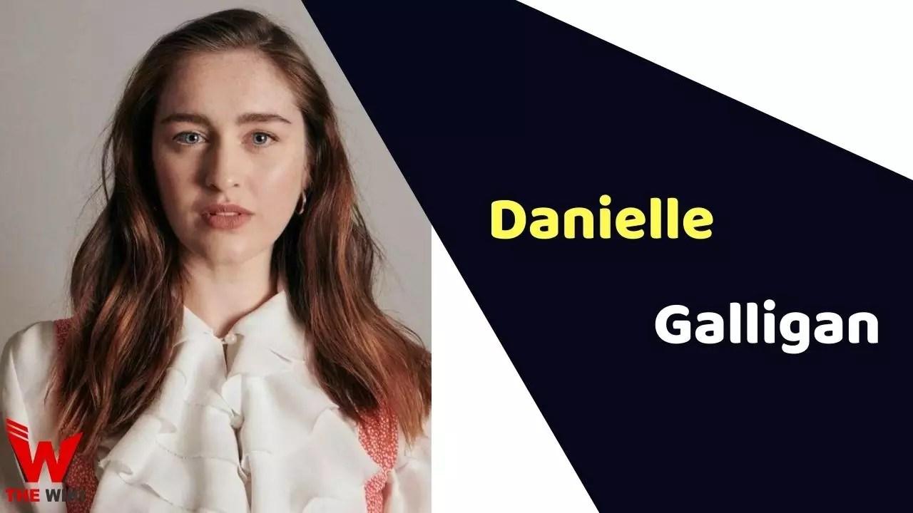 Danielle Galligan (Actress)
