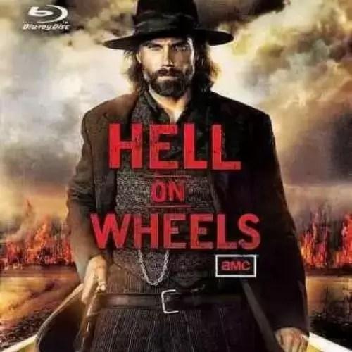 Hell on Wheels (2013)