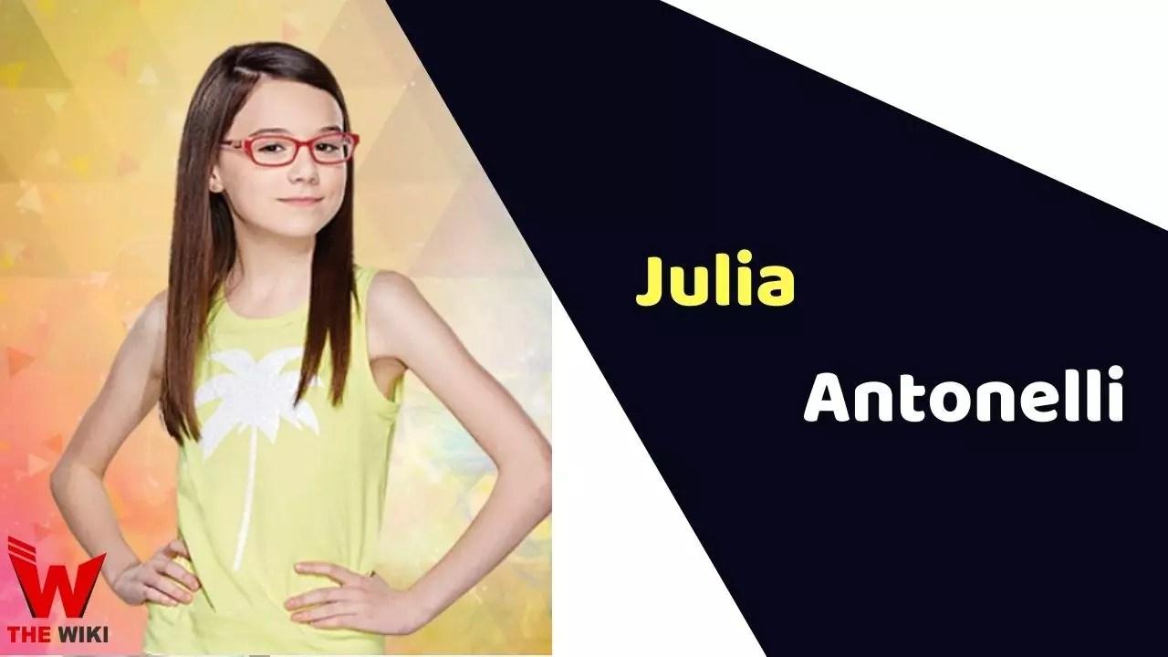 Julia Antonelli (Actress)