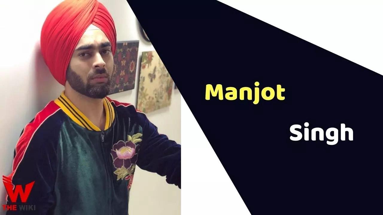 Manjot Singh (Actor)