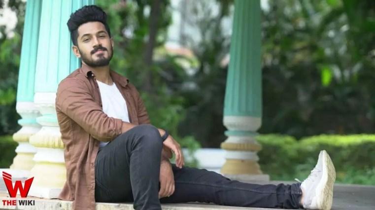 Ninaad Harithsa (Actor)