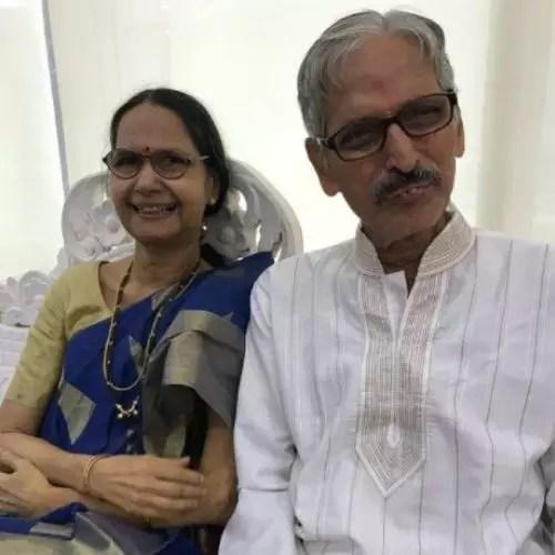 Priya Bapat Parents