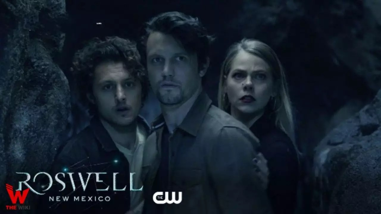 Roswell New Mexico 3 (The CW)