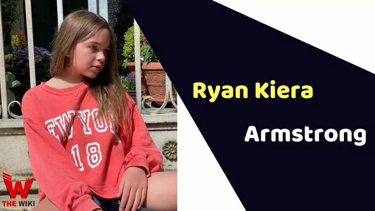 Ryan Kiera Armstrong (Actor)