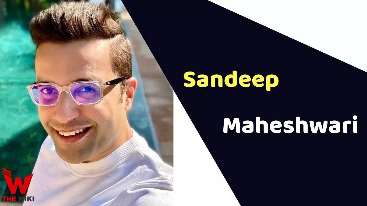 Sandeep Maheshwari (Motivational Speaker)