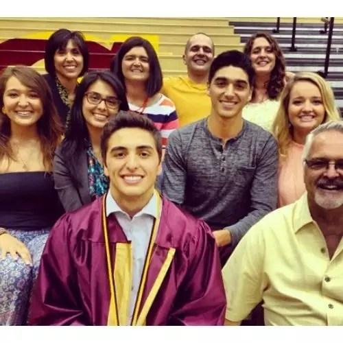 Taylor Zakhar Perez Family