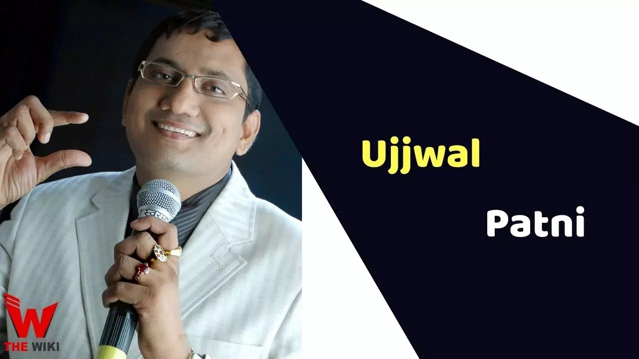 Ujjwal Patni (Motivational Speaker)