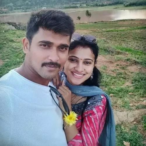 Chandan Kumar and Kavitha Gowda