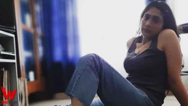 Geetika Tyagi (Actress)