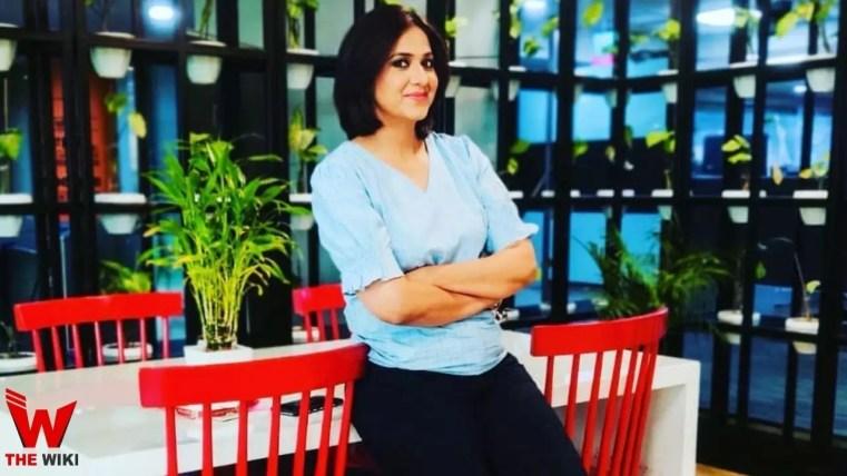 Navjyot Randhawa (Journalist)