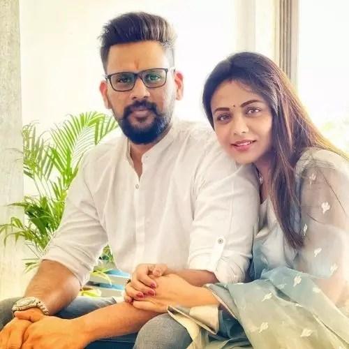 Prarthana Behere and Abhishek Kawkar
