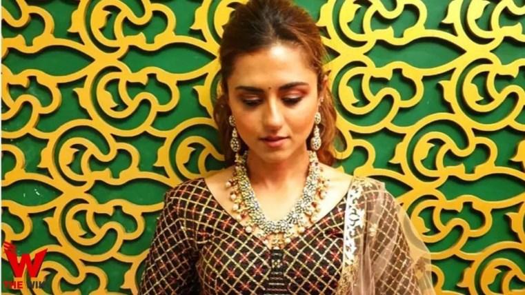 Ridhi Dogra (Actress)