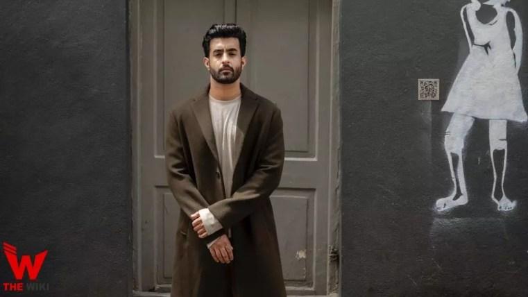 Satyajeet Dubey (Actor)