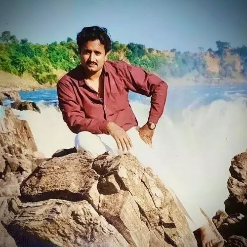 Satyajeet Dubey Father