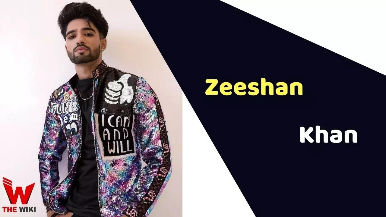 Zeeshan Khan (Actor)