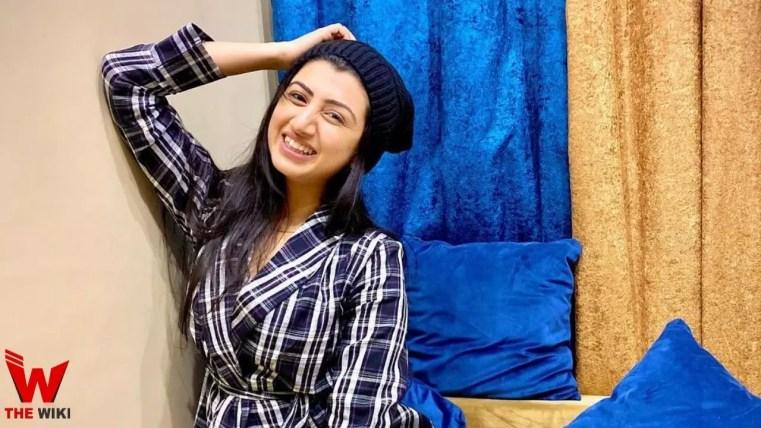 Harsimran Oberoi (Actress)