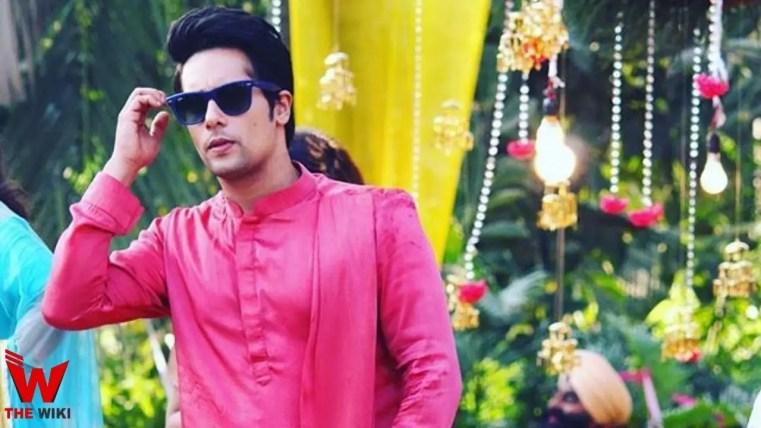 Manraj Singh Sharma (Actor)